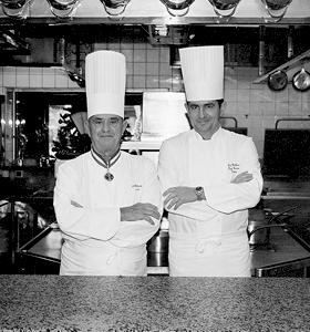 Eric Reithler Conseil Culinaire - Paul Bocuse